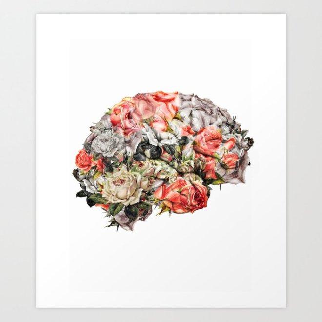 art print by kikicastel